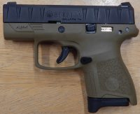 Beretta APX Carry 3.07 9MM FDE