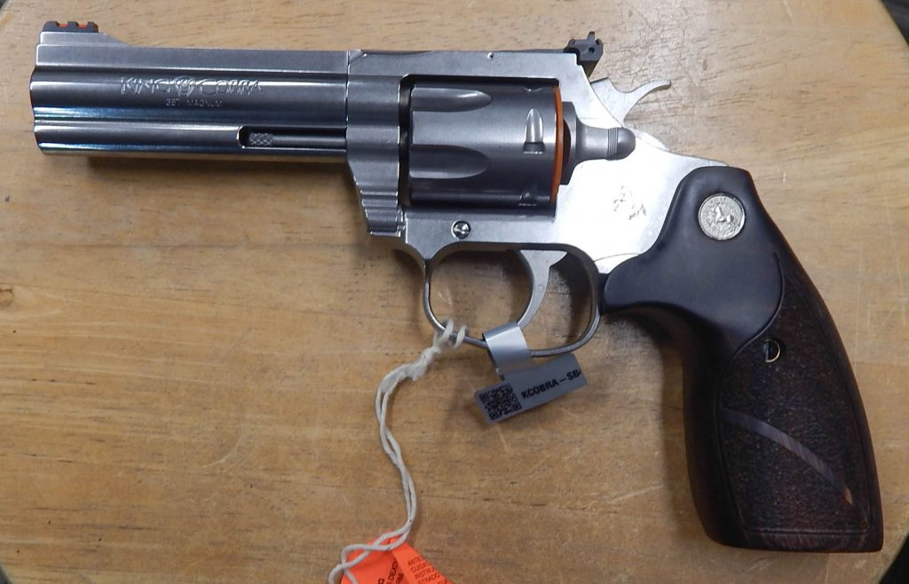 Colt King Cobra 4.2 .357
