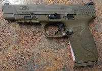Smith & Wesson M&P 9 5 9MM FDE
