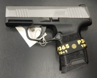 Sig Sauer P365 3.1 9MM Stainless Steel
