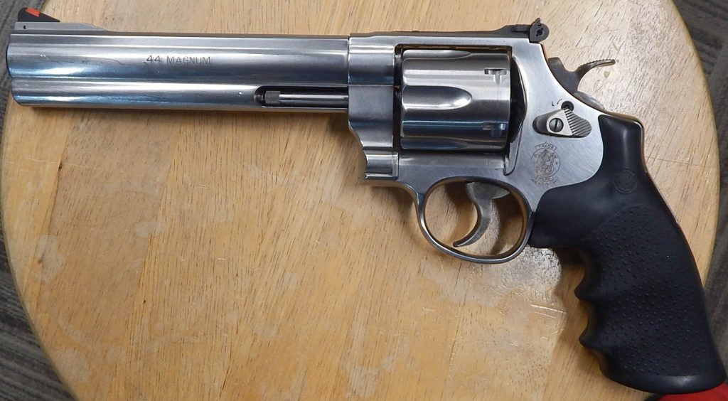 Smith & Wesson Model 629 6.5
