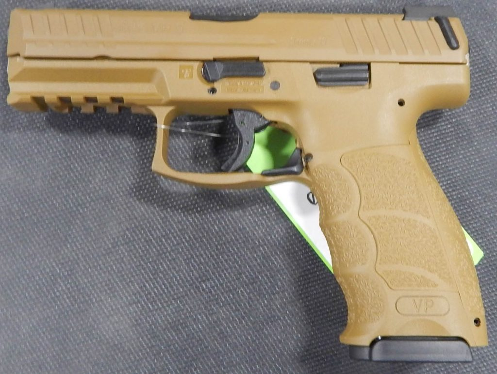 Heckler & Koch VP9 FDE 4