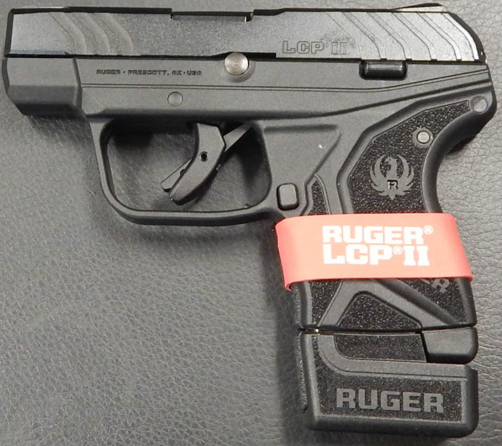Ruger LCP II 2.75