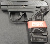 Ruger LCP II 2.75 .380ACP
