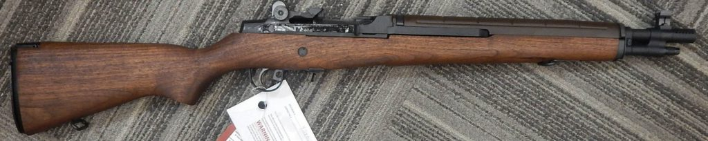 Springfield Armory M1A Tanker 16.5