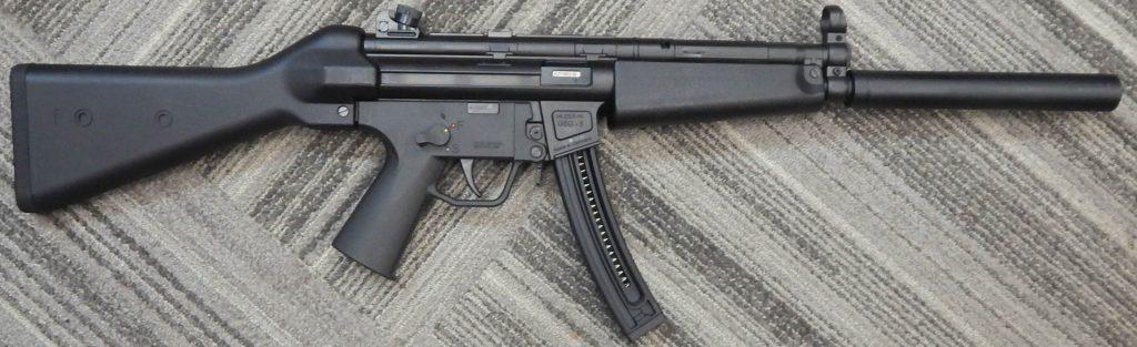 German Sport Guns GSG-5R 16.25 .22LR