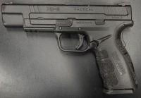 Springfield Armory XD-9 Tactical 5 9MM