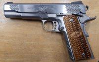 Kimber Stainless Raptor II 5 .45ACP