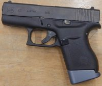 Glock 43 3.4 w/Mag Extensions 9MM