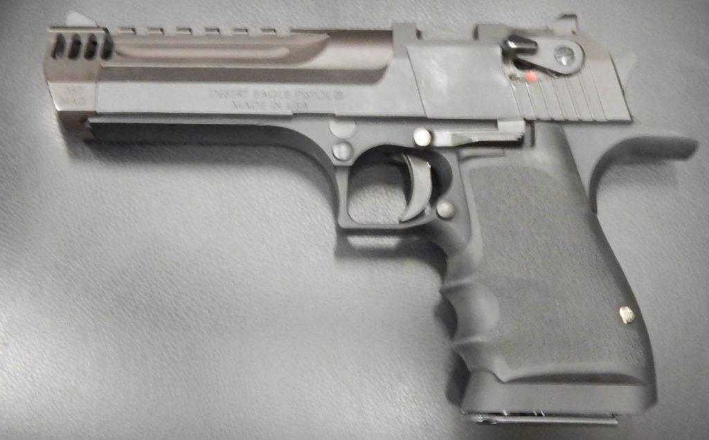 Magnum Research Desert Eagle 5 .357