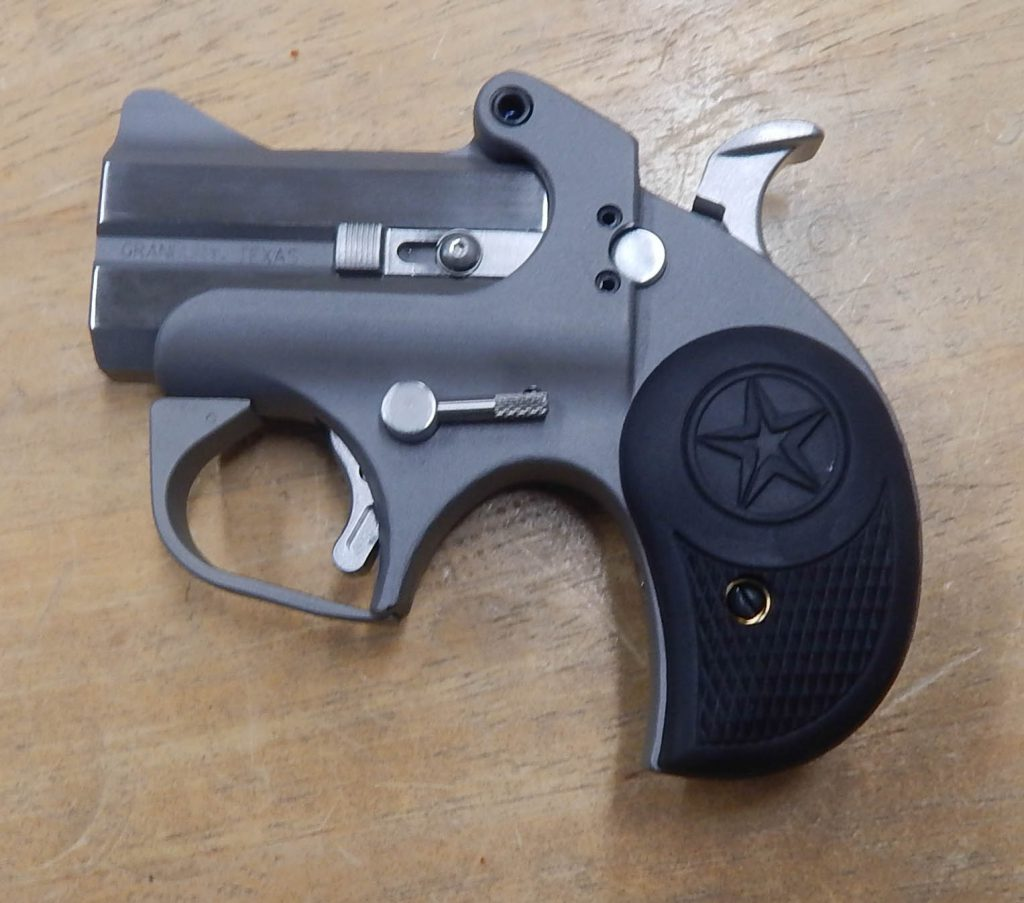 Bond Arms Roughneck 2.5 .357