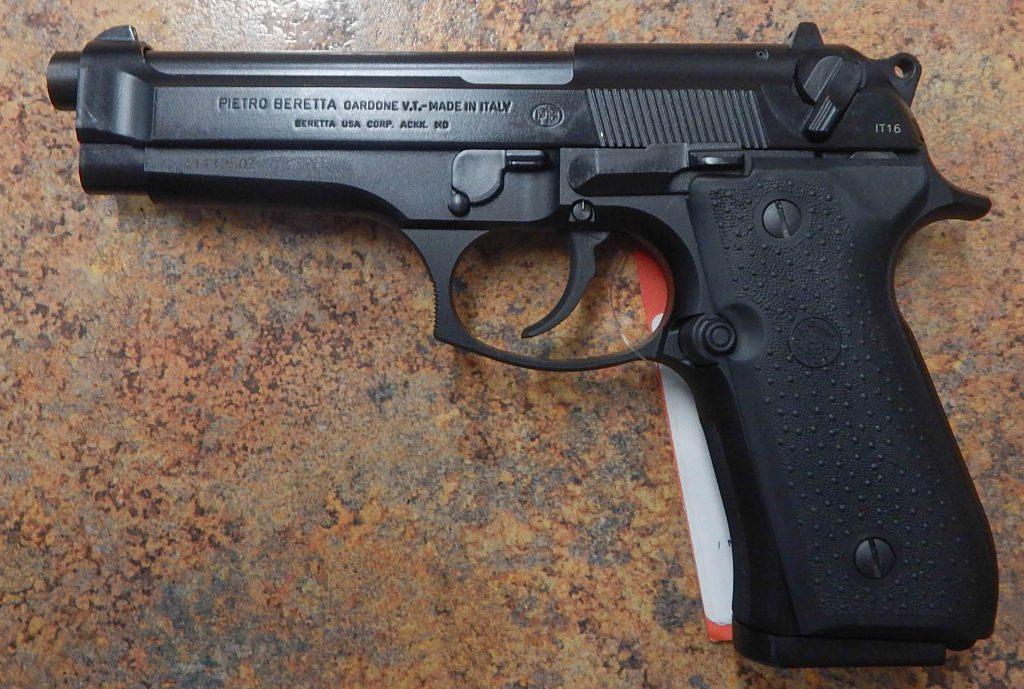 Beretta 92FS 4.75 9MM