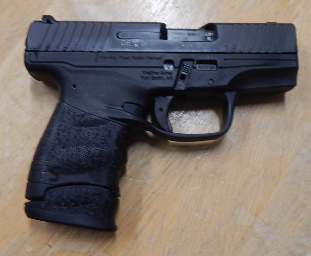 Walther PPS M2 3 9MM