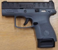 Beretta APX Carry 3.07 9MM Grey