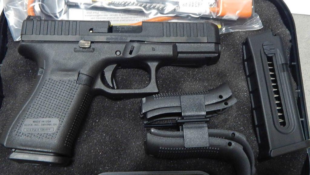 Glock 44 4 .22LR