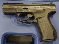 Smith & Wesson SW99 4 .40S&W