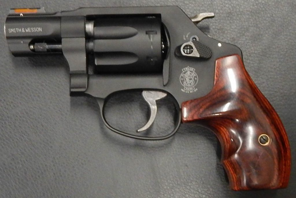Smith & Wesson Model 351PD Air Lite 1.875