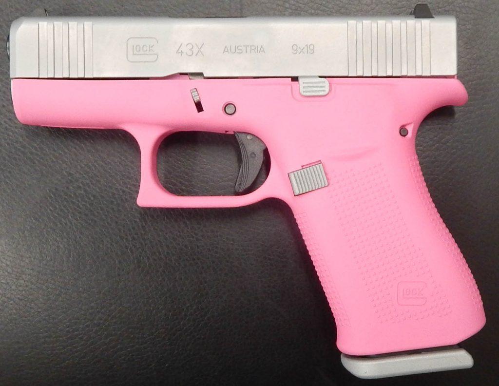 Glock 43X 3.4