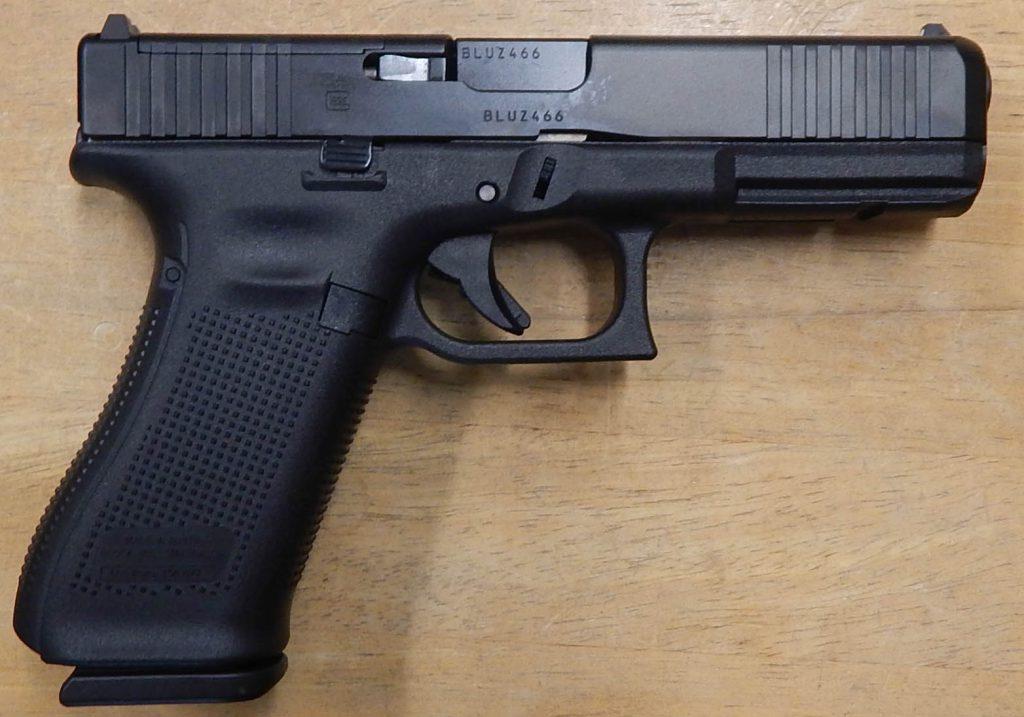 Glock 17 4.49 9MM MOS