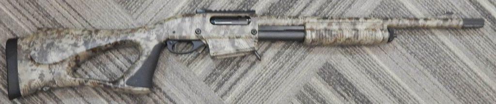 Remington 870DM 18.5 12GA 3