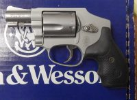 Smith & Wesson 642-2 1.875 .38SPL