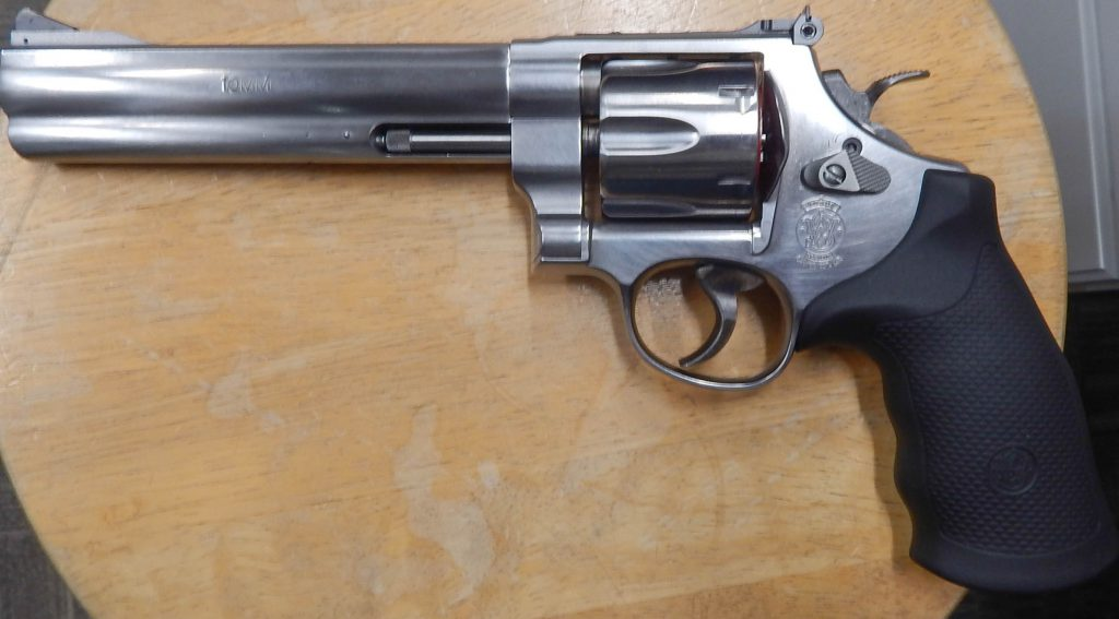 Smith & Wesson 610 6.5