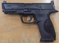Smith & Wesson M&P C.O,R,E, Pro Series 4.25
