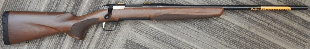 Browning X-Bolt 22