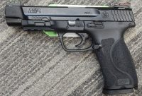 Smith & Wesson M&P 2.0 5 9MM Pro Series