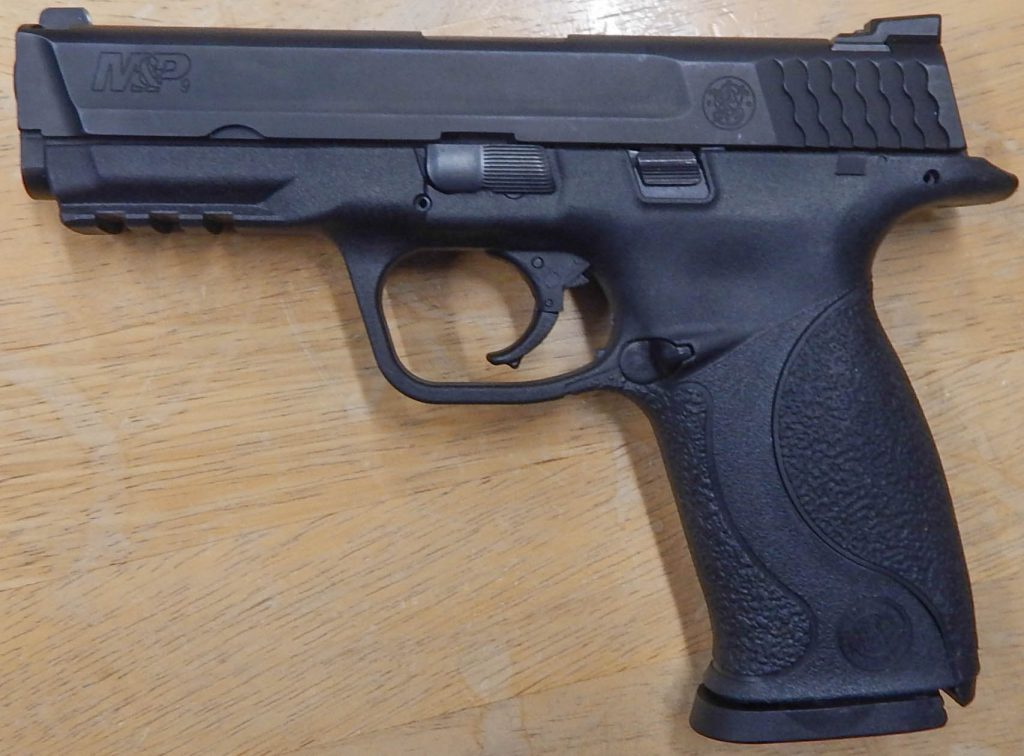Smith & Wesson M&P 4.25 9MM