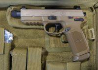 FNH FNX-45 Tactical 5 .45ACP FDE