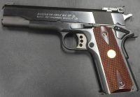 Colt 1911 National Gold Match Cup .45ACP 5