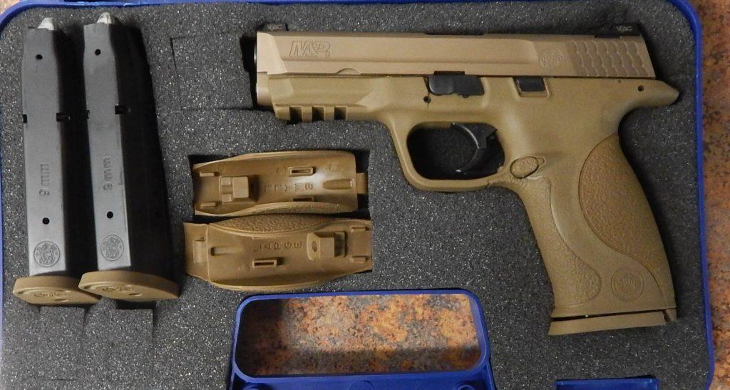 Smith & Wesson M&P9 4.25 9MM VTAC