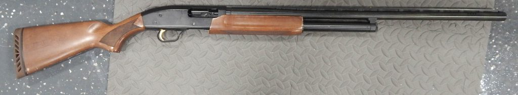 Mossberg 500A 28 12GA 3 Two Barrels