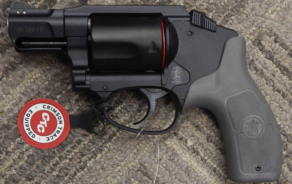 Smith & Wesson Body Guard 1.875