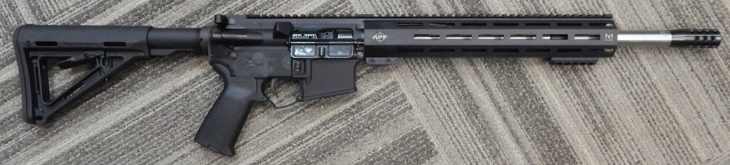 Alex Pro Firearms AR15 16 .450Bushmaster