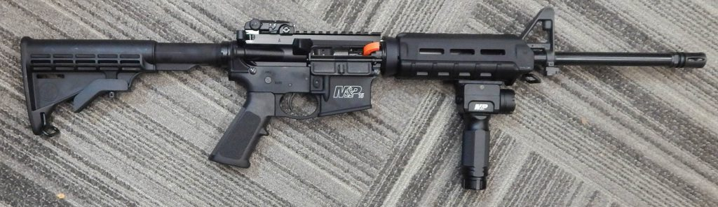 Smith & Wesson M&P Sport II 16 5.56 Magpul/Light