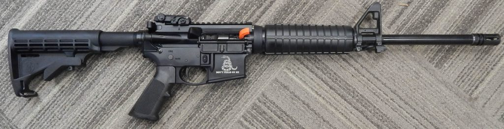 Smith & Wesson M&P15 16 5.56 Dont Tread On Me