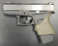 Glock 43 3.4 9MM Night Sights