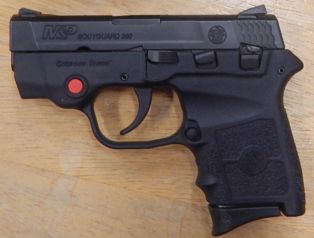 Smith & Wesson Bodyguard 2.5