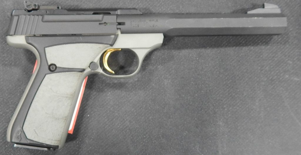 Browning Buck Mark 6.5 .22LR