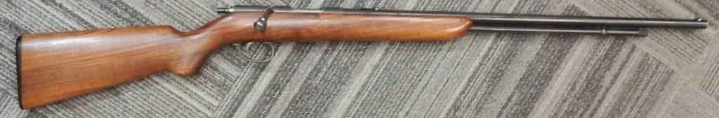 Remington 341-P 24 .22LR
