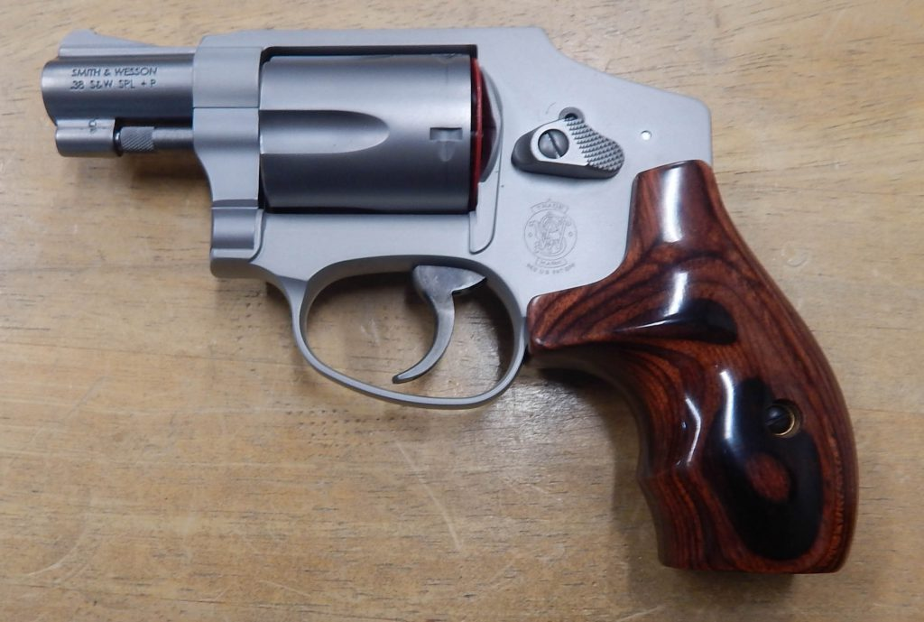 Smith & Wesson 642 Lady Smith 1.875 .38SPL
