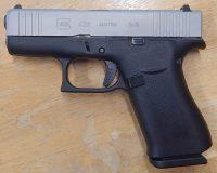 Glock 43X 3.41 9MM
