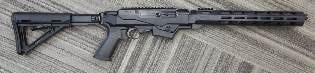 Ruger PC Carbine 16 9MM