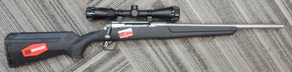 Savage Axis II XP Stainless 18 .350Legend 57541