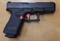 Glock 19 Gen 5 4.09 9MM Apex Trigger