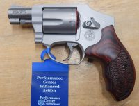 Smith & Wesson 642 1.875 .38SPL Enhanced Action