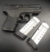 Smith & Wesson Shield 3.1 .40S&W