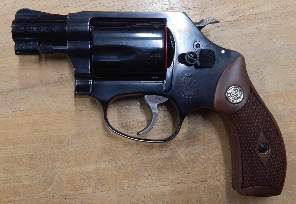 Smith & Wesson 36 1.875 .38SPL